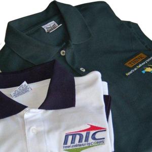 Keep Out Confecções - Camisas pólo personalizadas de acordo com as características da sua empresa.
