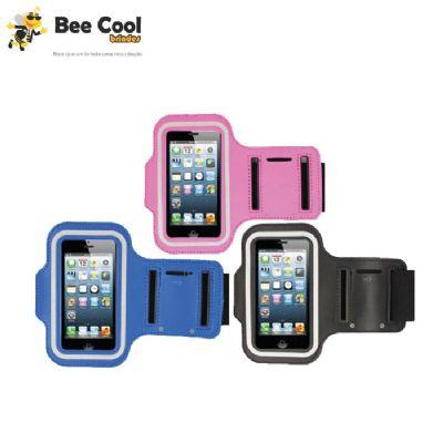 Bee Cool Brindes - Braçadeira para celular