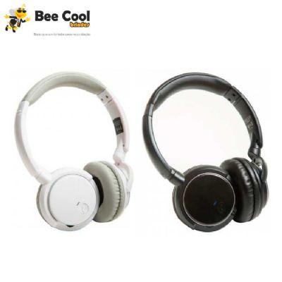 Bee Cool Brindes - Headphone estéreo personalizado