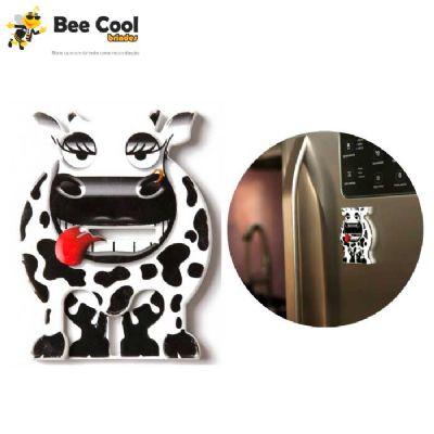 Bee Cool Brindes - Imã de geladeira corta PAC