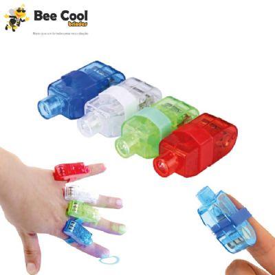 Bee Cool Brindes - Transforme sua festa em uma grande brincadeira. Com esses laser fingers todo mundo vai curtir!