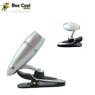 bee-cool-brindes - Luminária portátil para leitura