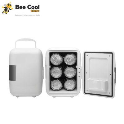 Bee Cool Brindes - Mini geladeira para ser usada no carro, pequenos espaços e é ideal para resfriar ou manter aquecidos bebidas e alimentos. Qualidade garantida para os...