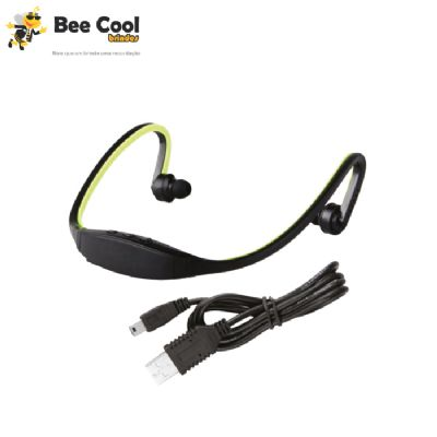 Bee Cool Brindes - MP3 esportivo