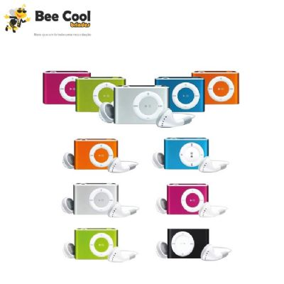 Bee Cool Brindes - MP3 Player