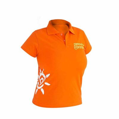 Camisa Polo Feminina - Line Brindes