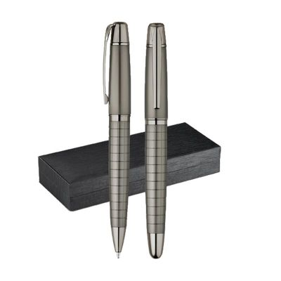 Line Brindes - Caneta Metal LN251836