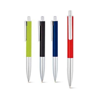 Line Brindes - Esferográfica. Alumínio. 2km de escrita. ø11 x 136 mm