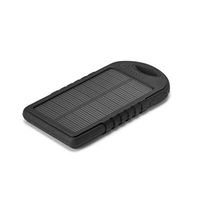 Line Brindes - Bateria portátil solar