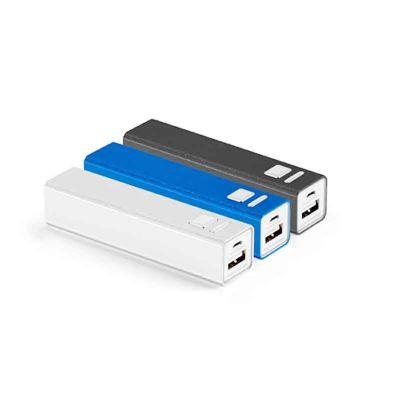 line-brindes - Bateria portátil Power Bank