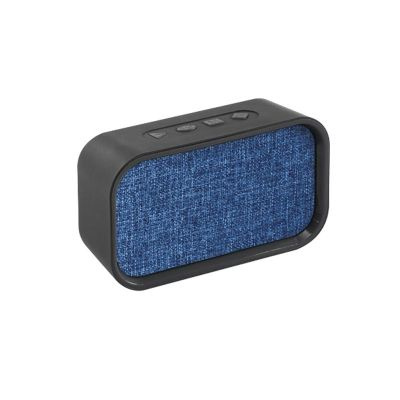 Line Brindes - Caixa de som com microfone LN297396