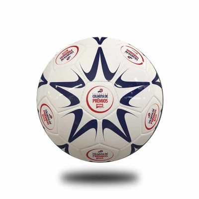 Line Brindes - Mini Bola de Futebol 32 Gomos Costurada
