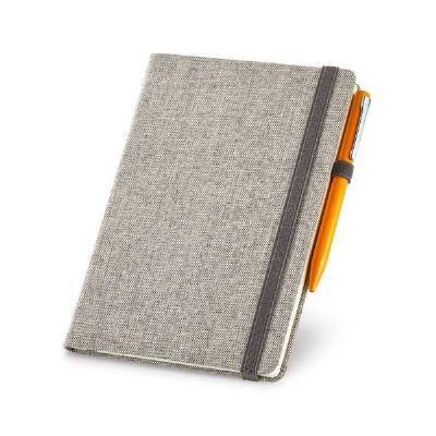 Line Brindes - Bloco de anotação de capa dura