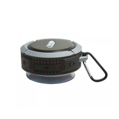 line-brindes - Caixa de som Bluetooth resistente a água