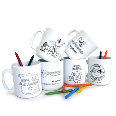 line-brindes - Caneca plástica (PP)