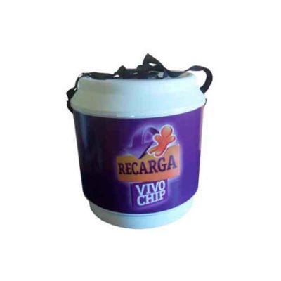 - Cooler produzido em polipropileno ( PP ) com parede dupla Dados Técnicos: - Isolamento interno com chapa de isopor prensado entre paredes; - Tampa: mó...