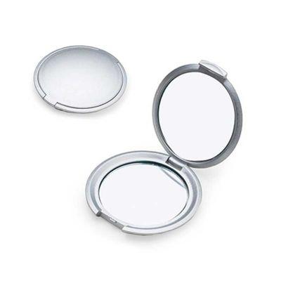 line-brindes - Espelho Duplo Sem Aumento