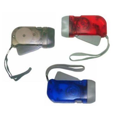 line-brindes - Lanterna de dínamo