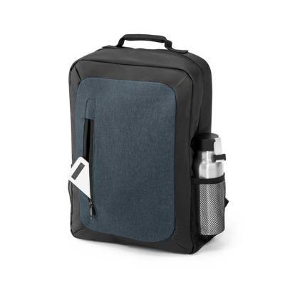 Mochila para notebook. 600D de alta densidade e poliéster 600D impermeável. Compartimento princip...