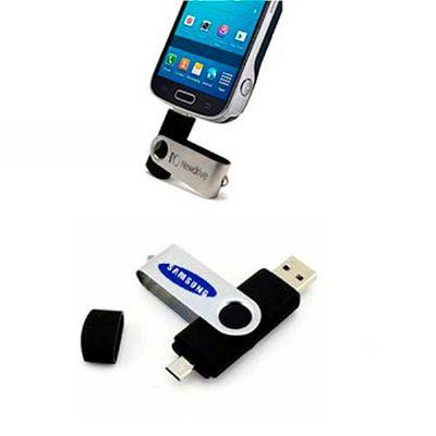 line-brindes - Pen drive para celular