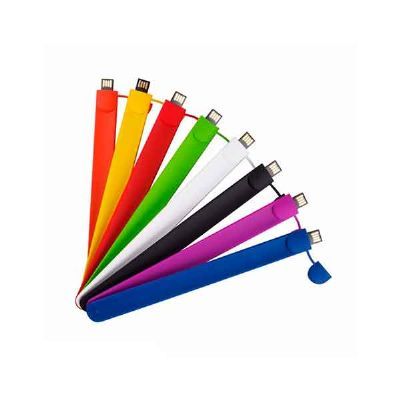 Pulseira pen drive - Line Brindes