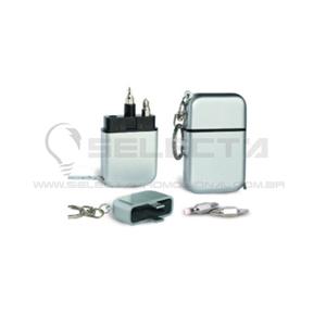 Selecta Promocional - Chaveiro com kit ferramenta, fita m�trica e grava��o personaliz�vel.
