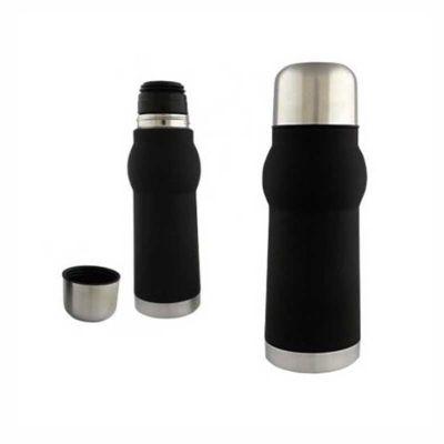 Selecta Promocional - Garrafa térmica de aço inox
