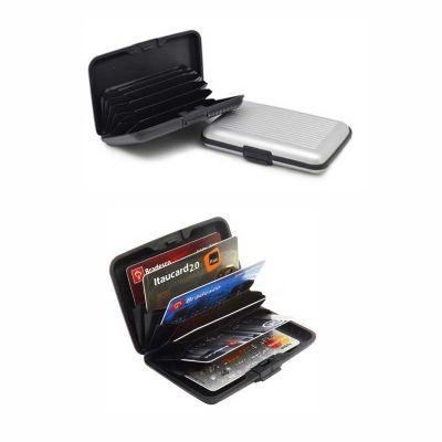 Selecta Promocional - Porta cartão com 6 divisórias