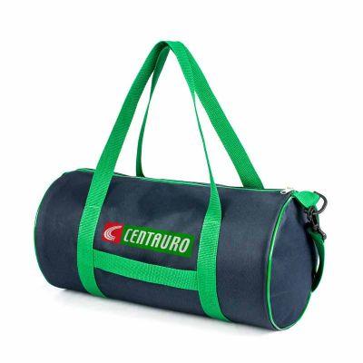 Bolsa de academia cilindro - i9 Promocional