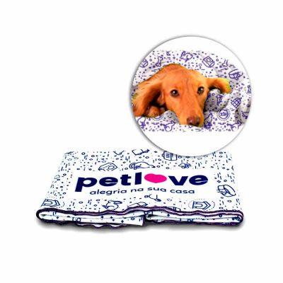 Cobertor para Cachorro Manta Soft - i9 Promocional