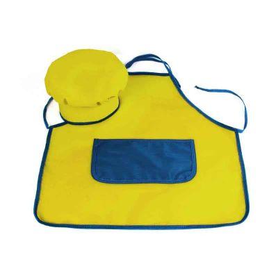 i9 Promocional - Kit avental personalizado infantil Mestre Cuca