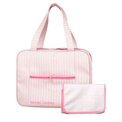 Kit bolsa maternidade com trocador - i9 Promocional