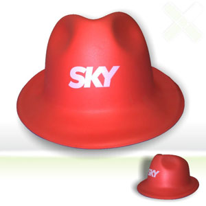 stamp-visual - Chapéu tirolês com gravação personalizada.
