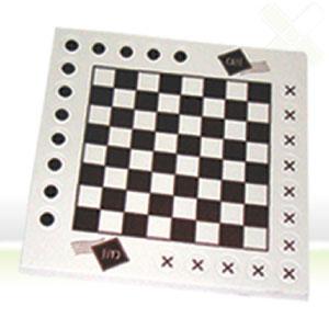 Stamp Visual - Jogo de damas.