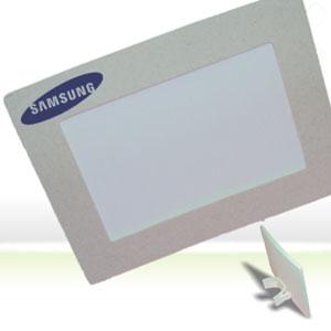 stamp-visual - Porta retrato com gravação personalizada.