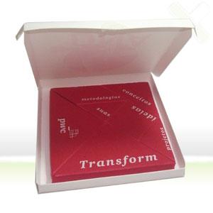 Stamp Visual - Tangram  / quebra cabeça chinês com gravação personalizada.