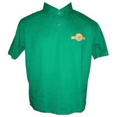 Stantex Soluções Têxteis - Camisa Polo em algodão com gravação personalizada.
