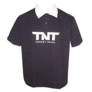 Stantex Soluções Têxteis - Camisa polo em algodão com detalhes na gola e gravação personalizada.