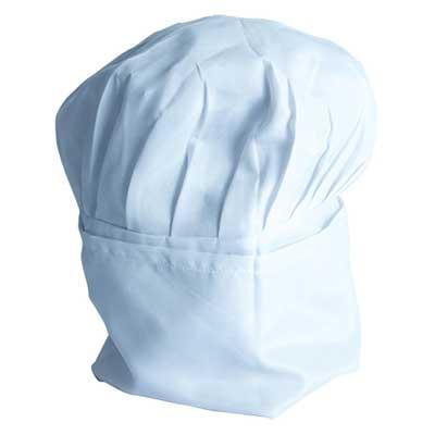 Chapéu Chef em tergal.