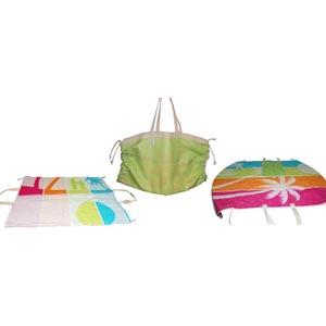 Stantex Soluções Têxteis - Sacola em tecido com alça.