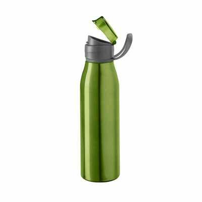 Pratic Brindes - Squeeze Alumínio e AS. Capacidade até 650 ml.