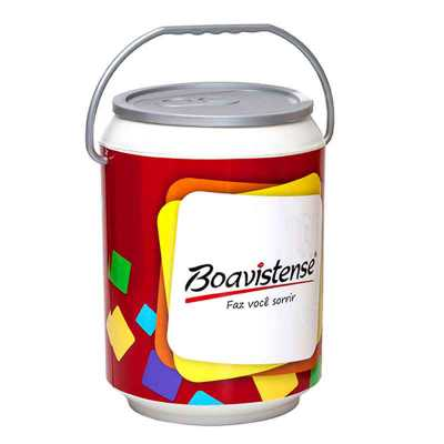 Pratic Brindes - Cooler Térmico para 12 latas