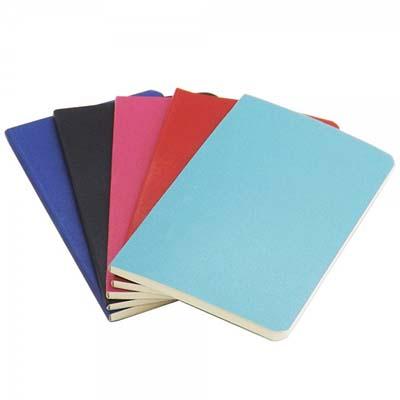 Smart Gifts & Co - Blocos de anotação color- Agrada todos os públicos em diferentes tipos de ações promocionais