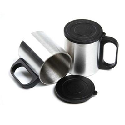 Smart Gifts - Caneca em alumínio- simples, barata e ecológica, ajuda na economia de descartáveis.