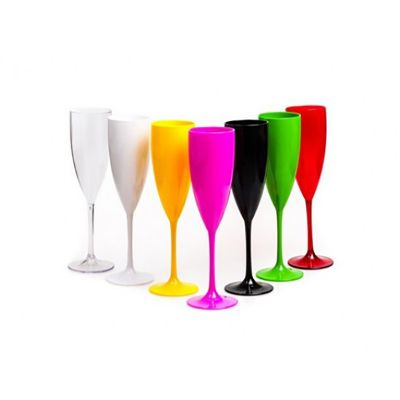 Smart Gifts & Co - Taça de champanhe plástica.