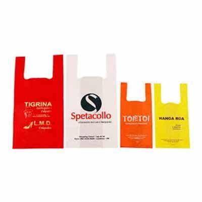 Ecobela Embalagens - Sacola Plástica