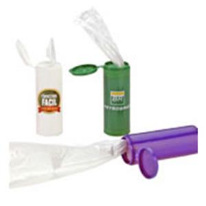 mgm-brindes - Porta lenço com impressão personalizada, em diversas opções de cor.