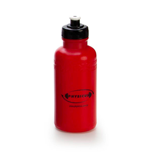 MGM Brindes - Squeeze confeccionado em plastico com impressão personalizada.