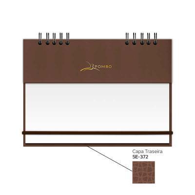 POMBO - RISQUE & RABISQUE MODELO 905 - CAPA 04 MATRA - Capa fosca com base de papel lisa revestida em PVC (película plástica protetora). - Personalização em H...