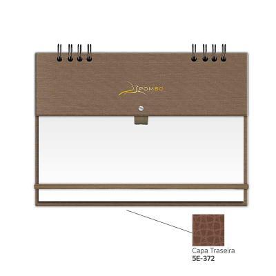 """pombo-lediberg - RISQUE & RABISQUE MODELO 906 - CAPA A1 ÍNDIA - Capa com base em papel, com textura (tecido Shantung: aspecto de pequenos """"arranhões""""). - Personalizaçã..."""